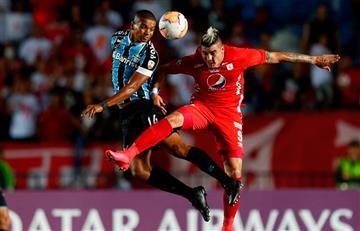 'Los Diablos Rojos' vivieron un trago amargo en Copa Libertadores