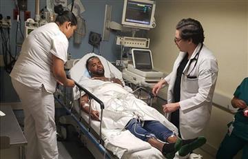 El reggaetonero Zion fue hospitalizado de urgencia y piden oraciones por él