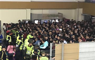 ¡Vuelve y juega! Usuarios de TransMilenio reportan caos en varias zonas de Bogotá