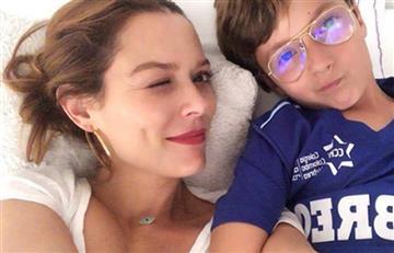 """""""Me dejó sin palabras"""": Carolina Acevedo contó cómo reaccionó su hijo ante la captura de su padre"""