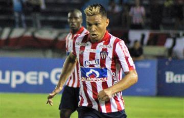 'Teo' habló mucho y jugó poco en la derrota de Junior ante Flamengo