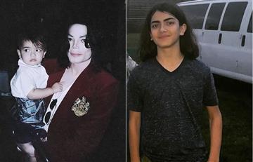 Hijo menor de Michael Jackson cumplió 18 años y se compró una lujosa mansión