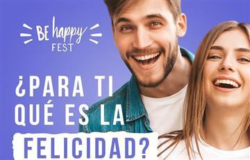 Llega una nueva versión del Be Happy Fest a Bogotá