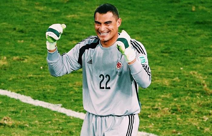 Mondragón fue el jugador más veterano en jugar una Copa del Mundo. Foto: Instagram