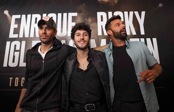 Atención fanáticos de Sebastián Yatra, el artista pronto estranará su canción junto a Ricky Martin