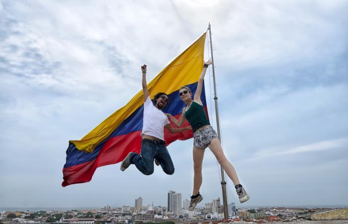 ¿Es Colombia el país más feliz del mundo?. Foto: Shutterstock