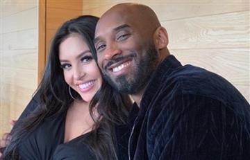 Esposa de Kobe Bryant publicó primera foto familiar tras trágico accidente del deportista y su hija