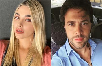 Melina Ramírez publicó primera foto en redes sociales con su nuevo amor