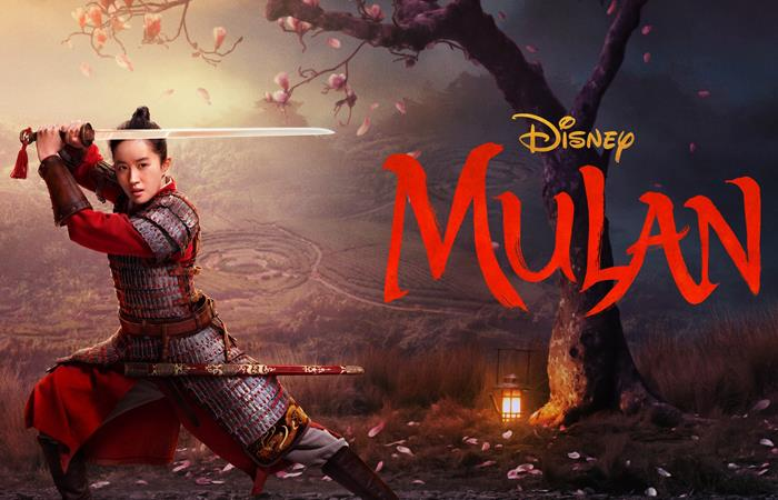 "La nueva película de ""Mulán"" se estrenó pese al coronavirus"