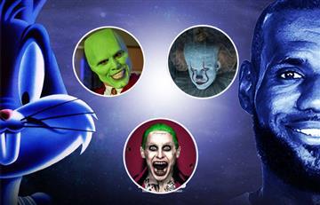 """[FOTOS] El Joker, Pennywise y La Máscara aparecerían en """"Space Jam 2"""""""