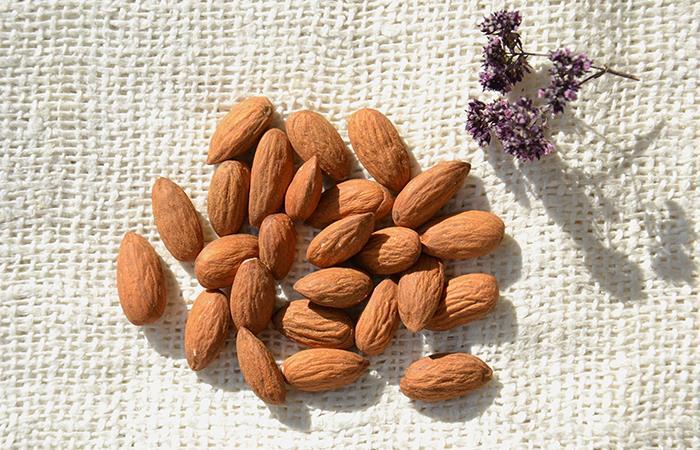 Beneficios de las almendras para la piel y el cabello. Foto: Pixabay