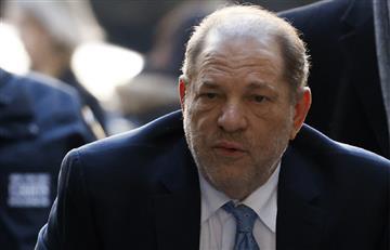 El exproductor Harvey Weinstein fue hallado culpable y cumplirá 23 años de prisión