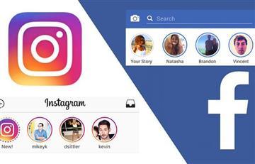 Ahora podrás compartir tus 'historias' de Facebook en Instagram