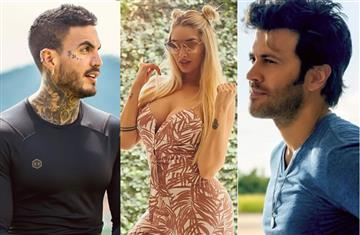 Furioso por los rumores de su nuevo amor, Mateo Carvajal borra fotos con Melina
