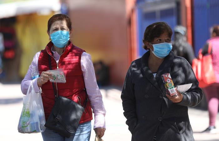 Todos los continentes ya registran casos de coronavirus. Foto: EFE