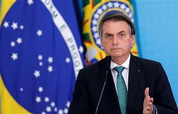 El presidente de Brasil podría tener coronavirus