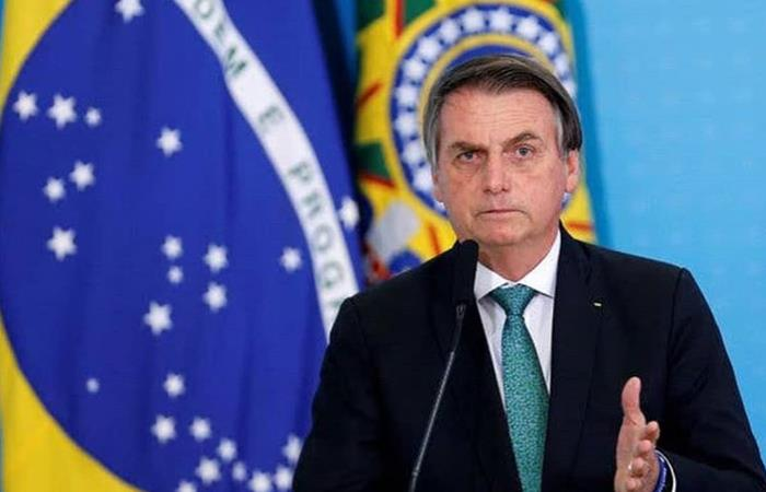 Jefe de Prensa Jair Bolsonaro casos de coronavirus Brasil