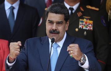 Maduro cancela los vuelos provenientes de Colombia y Europa por 30 días