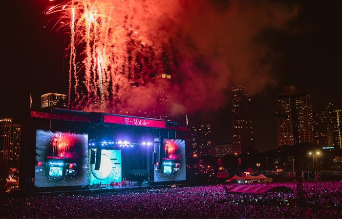 El Lollapalooza Brasil también podría cancelarse. Foto: Twitter