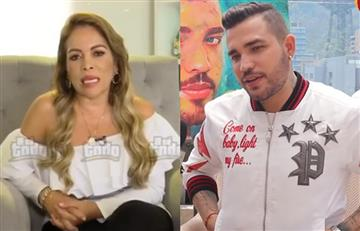 """""""Esa tóxica es bien mala"""": Ex de Jessi Uribe dará su versión en televisión y él explota en redes"""