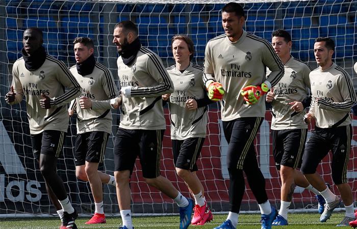 LaLiga Real Madrid cuarentena coronavirus Luka Jovic