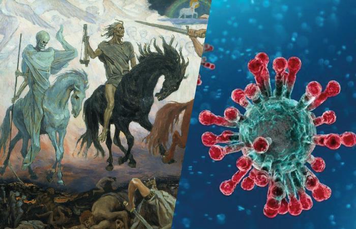 coronavirus apocalipsis biblia