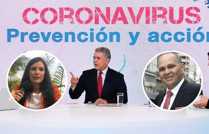 escandalos politicos coronavirus