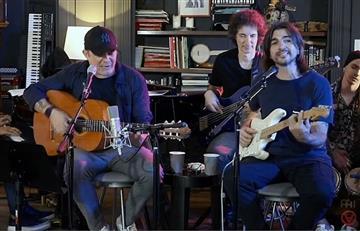 Juanes y Sanz desafían al COVID-19 con concierto desde Miami