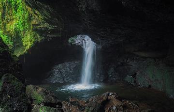 Cueva del Esplendor, un paraíso escondido de Colombia