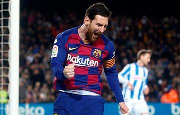 Barcelona sería campéon, tras la posible cancelación de LaLiga en España