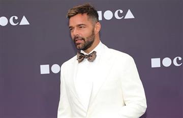 Ricky Martin llama al distanciamiento social para frenar la propagación del COVID-19