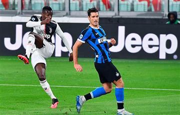 Otro compañero de Cuadrado en Juventus, dio positivo por coronavirus