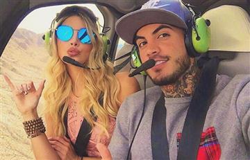 """Pruebas demostrarían que Melina Ramírez y Mateo Carvajal ya no son tan """"amigos"""" como decían"""