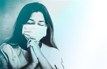 Oración para liberarte de la angustia provocada por el coronavirus