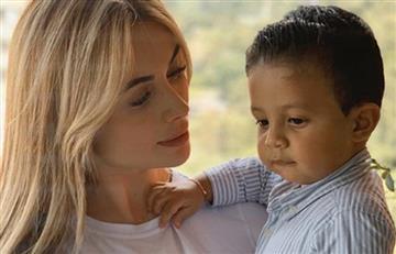 Sara Uribe reveló delicada situación económica de su empresa estando aislada con su hijo Jacobo