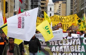 La JEP declaró a la Unión Patriótica como víctima de agentes del Estado