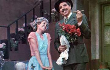 Foto probaría que 'el profesor Jirafales' estaba casado estando con 'Doña Florinda'