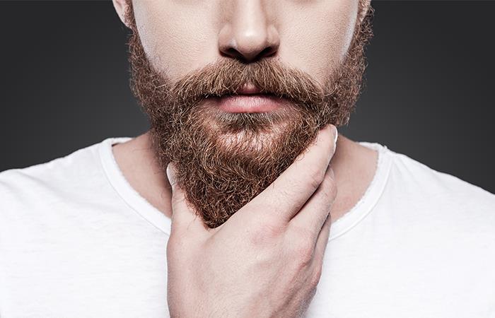 La barba te hace más vulnerable al virus