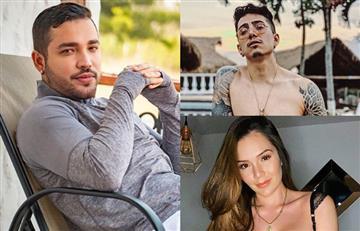 Jessi Uribe boleteó a Andy Rivera cantándole una de sus canciones a Lina Tejeiro