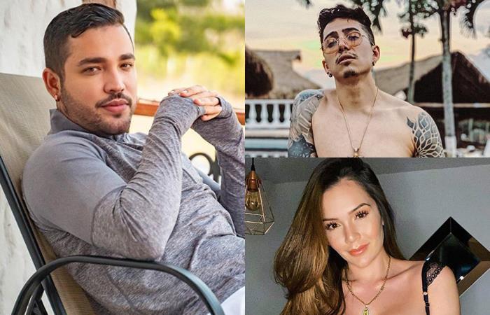 Jessi Uribe confirmó relación de Lina Tejeiro y Andy Rivera