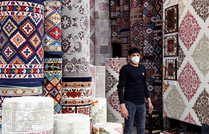 Irán es uno de los países más afectados por el COVID-19. Foto: EFE