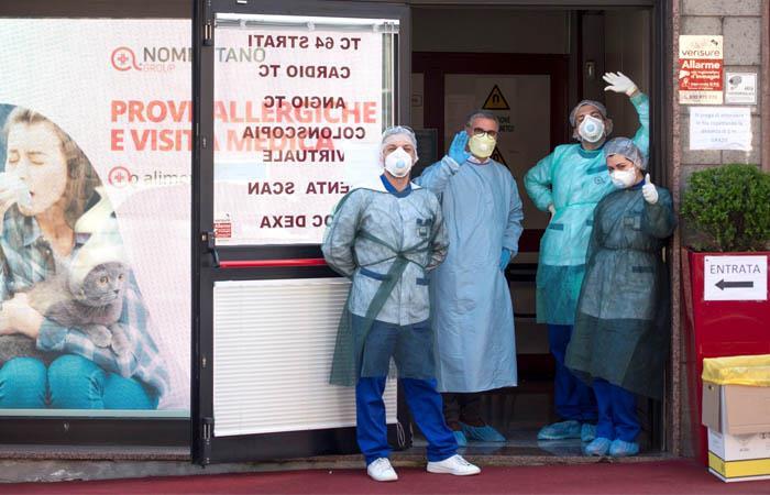 italia es el país más afectado por el coronavirus. Foto: EFE