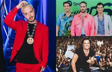 J Balvin, Reik, Carlos Vives y más artistas que se unirán en un concierto desde casa