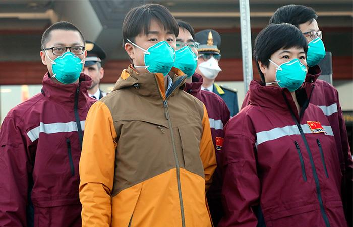 Casos coronavirus China Pandemia COVID-19