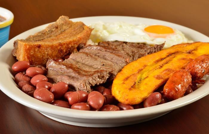 Colombia: gastronomia platos