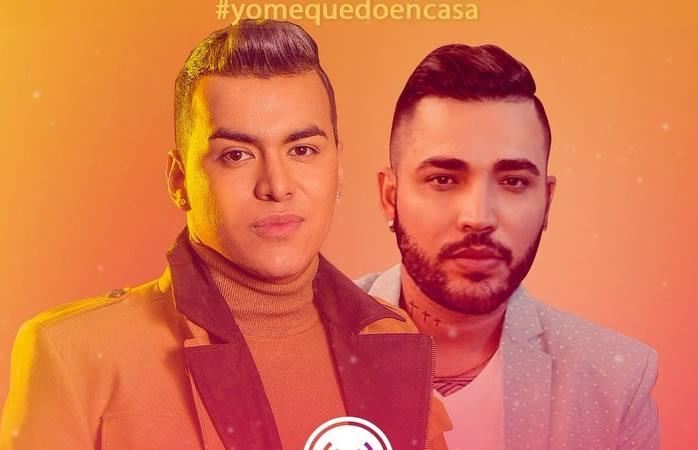 Concierto en Instagram de Jessi Uribe y Yeison Jiménez