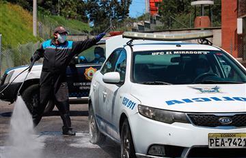 Tres fallecidos y más de 350 contagiados por el coronavirus en Ecuador