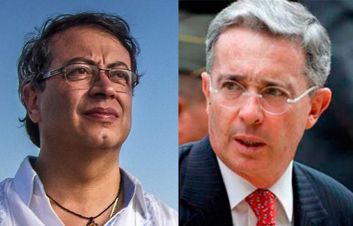 Gustavo Petro Álvaro Uribe cuarentena total Colombia coronavirus pandemia COVID-19
