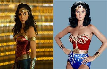 La nueva 'Mujer Maravilla' contactó a su antecesora para cantar 'Imagine' por crisis del COVID-19