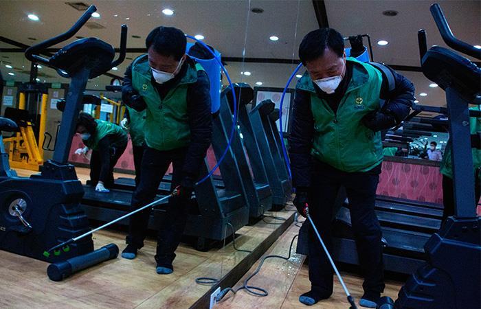 Corea del Sur ha trabajado fuertemente para prevenir más casos de coronavirus. Foto: EFE